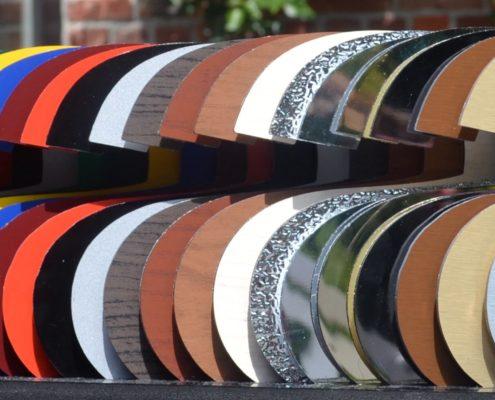 gamme de couleur lettre alu dibond